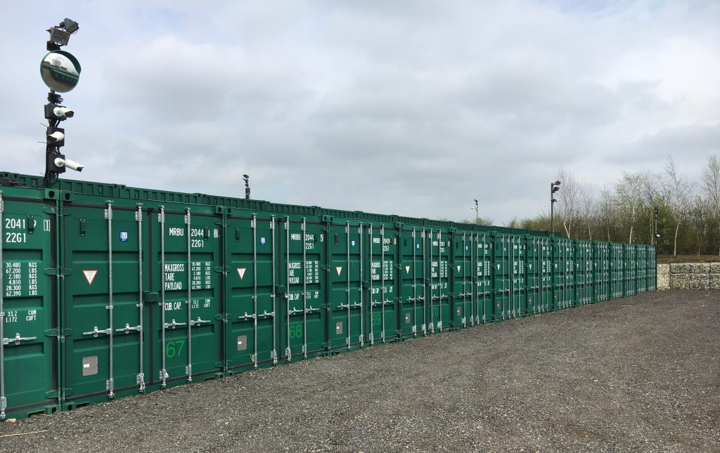 Self Storage Woodley